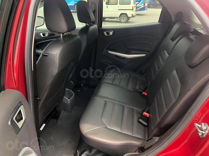 Bán Ford EcoSport Titanium 1.5AT đời 2016, màu đỏ (11)