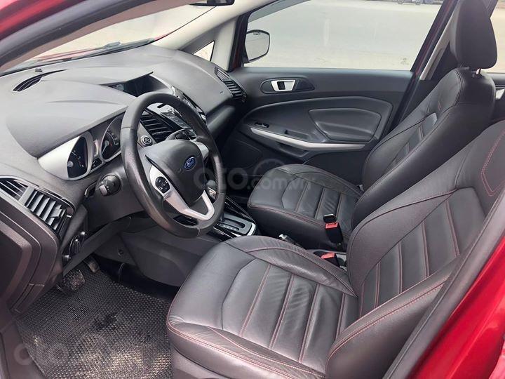 Bán Ford EcoSport Titanium 1.5AT đời 2016, màu đỏ (10)