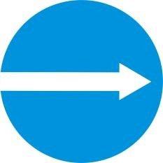 Các loại biển hiệu lệnh tài xế cần thực hiện2a