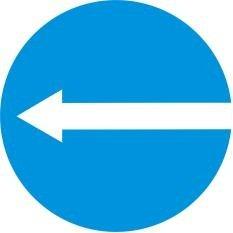Các loại biển hiệu lệnh tài xế cần thực hiện3a