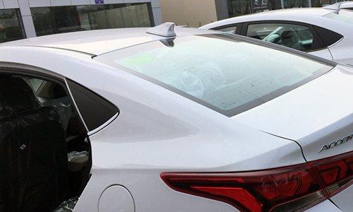 Hyundai Accent bổ sung thêm cửa gió điều hòa đón hè nắng nóng - Ảnh 1.