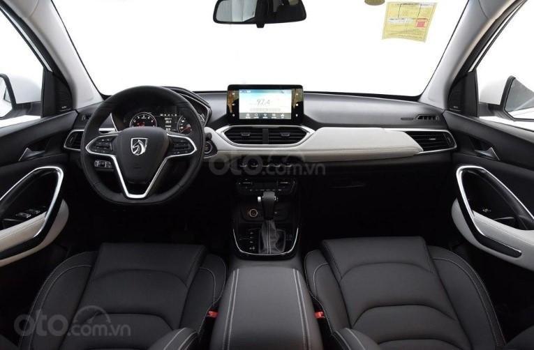 Đánh giá xe Chevrolet Captiva 2020 - nội thất