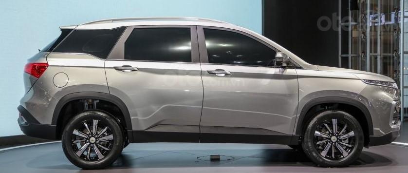 Đánh giá xe Chevrolet Captiva 2020 - thân xe 1