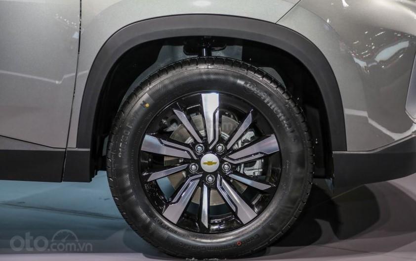 Đánh giá xe Chevrolet Captiva 2020 - mâm bánh