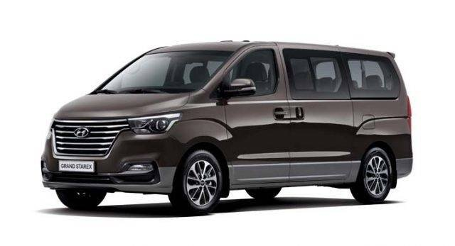 Xe Hyundai Starex