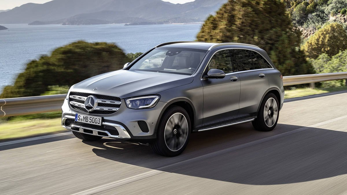 Đánh giá xe Mercedes-Benz GLC