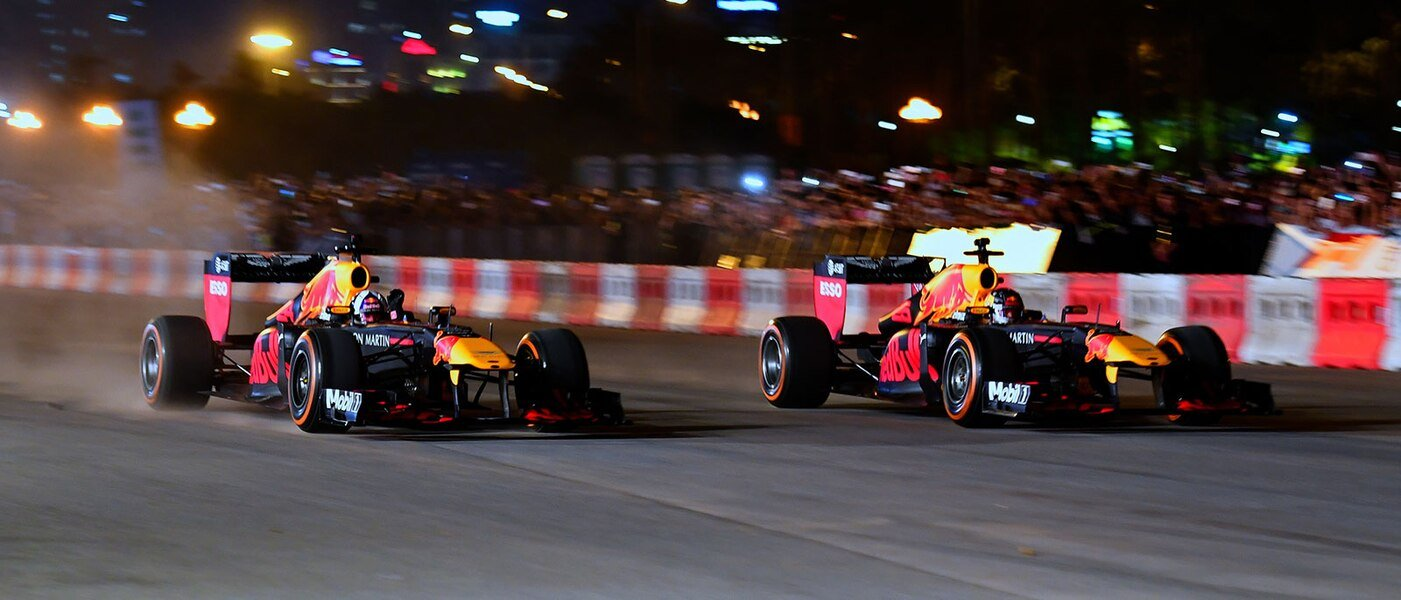 Giá vé chặng đua F1 tại Việt Nam 1a