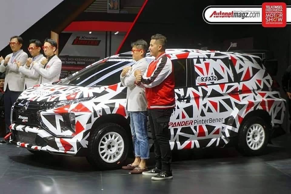 Mitsubishi Xpander phiên bản F1 sẽ ra sao? a3