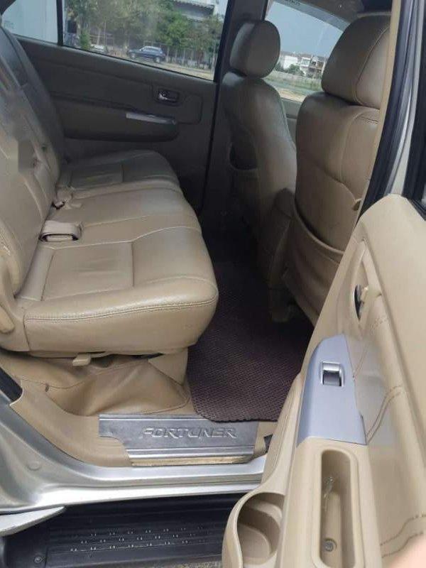 Bán xe Toyota Fortuner G 2011, màu bạc, số sàn, giá chỉ 647 triệu (5)