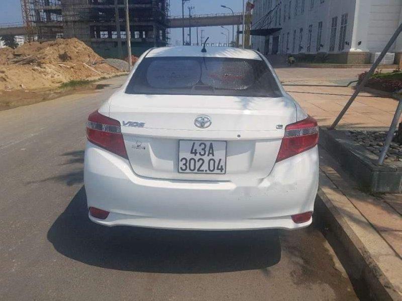 Bán Toyota Vios 2017, màu trắng, nhập khẩu-2