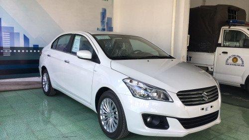 Bán Suzuki Ciaz 1.4 AT 2018, màu trắng, xe mới 100%-2