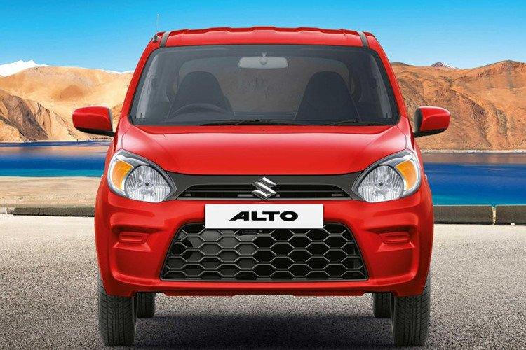 Suzuki Alto 2019 trình làng tại Ấn Độ với giá chỉ từ 97 triệu đồng3a