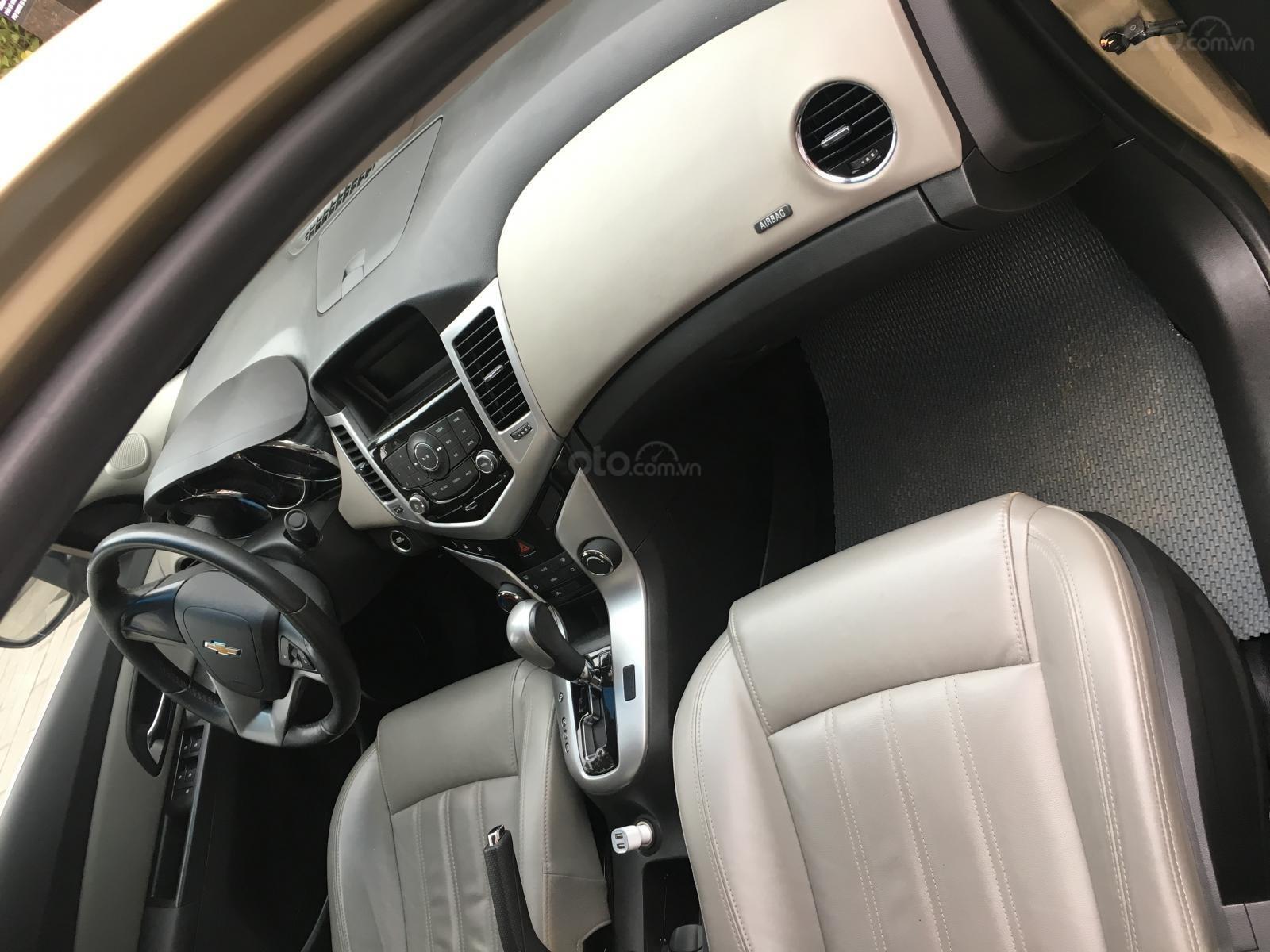 Bán Chevrolet Cruze 1.8 LTZ số tự động, sản xuất năm 2014, giá 460tr-2