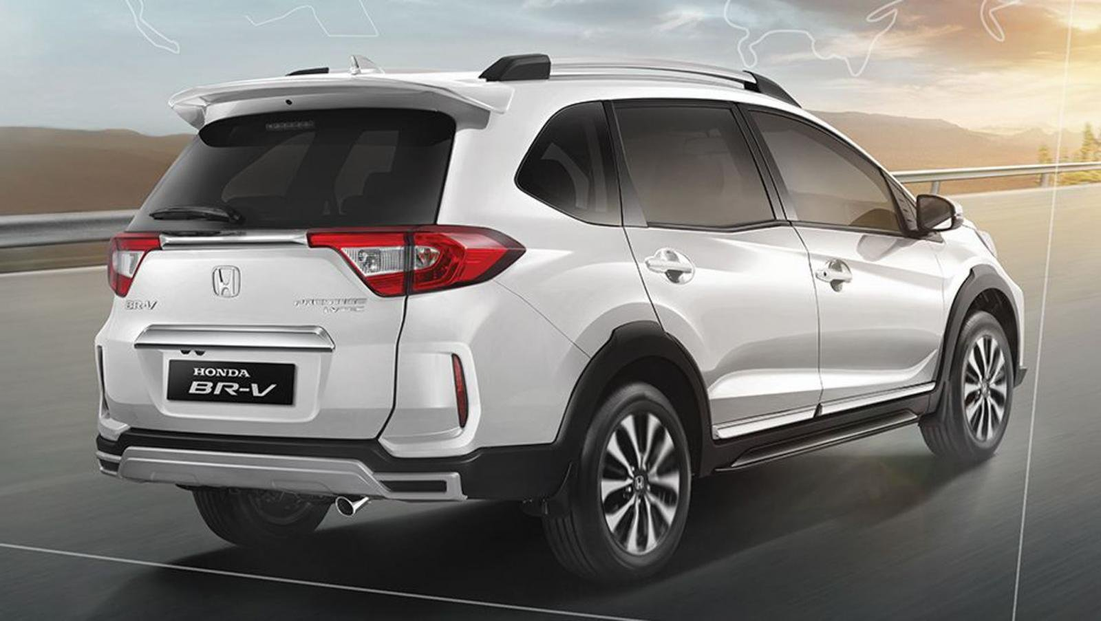 """Honda BR-V 2019 sẽ """"KHÔNG"""" về Việt Nam trong năm nay 2a"""