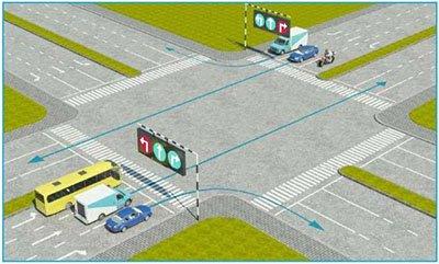 Biển báo 411: Ý nghĩa và quy định tài xế cần biết2a