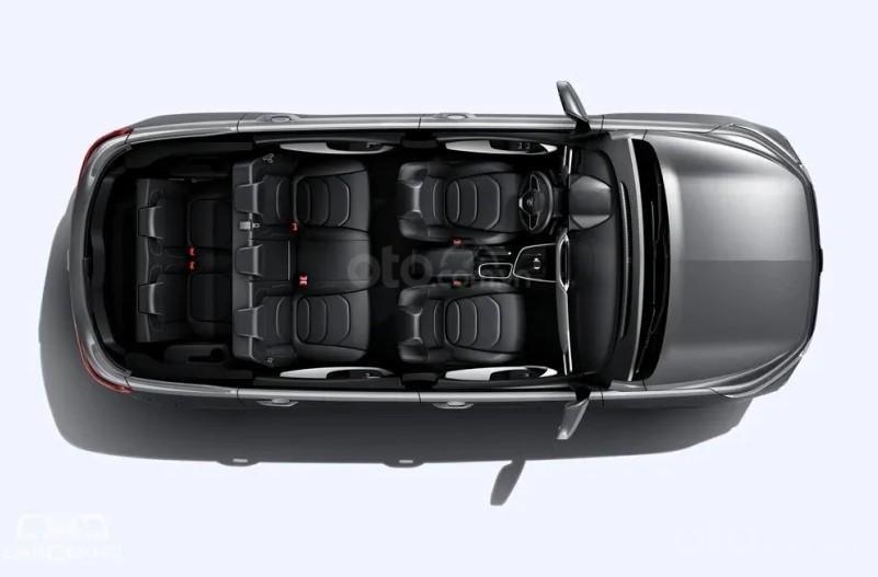 Đánh giá xe Chevrolet Captiva 2020 về hệ thống ghế ngồi.
