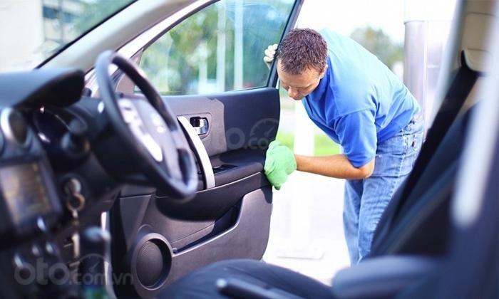 Đảm bảo xế sạch, xế khỏe tự tin đón lễ - Xe sạch xe thơm thoải mái chặng đường