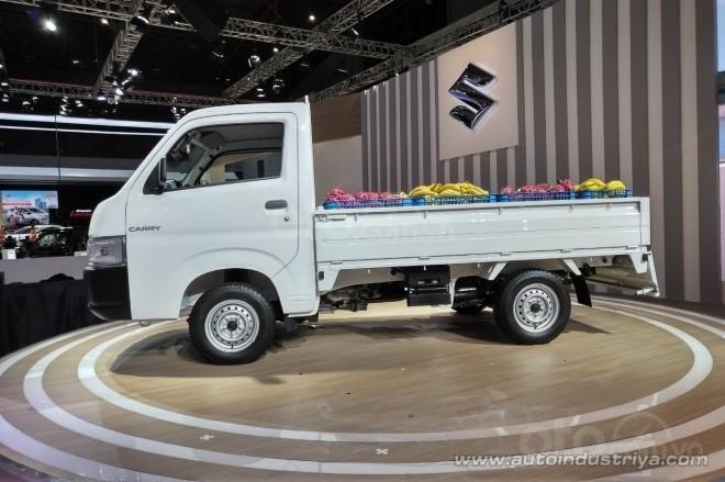 [IIMS 2019] Suzuki Carry 2019 cải thiện khả năng chuyên chở