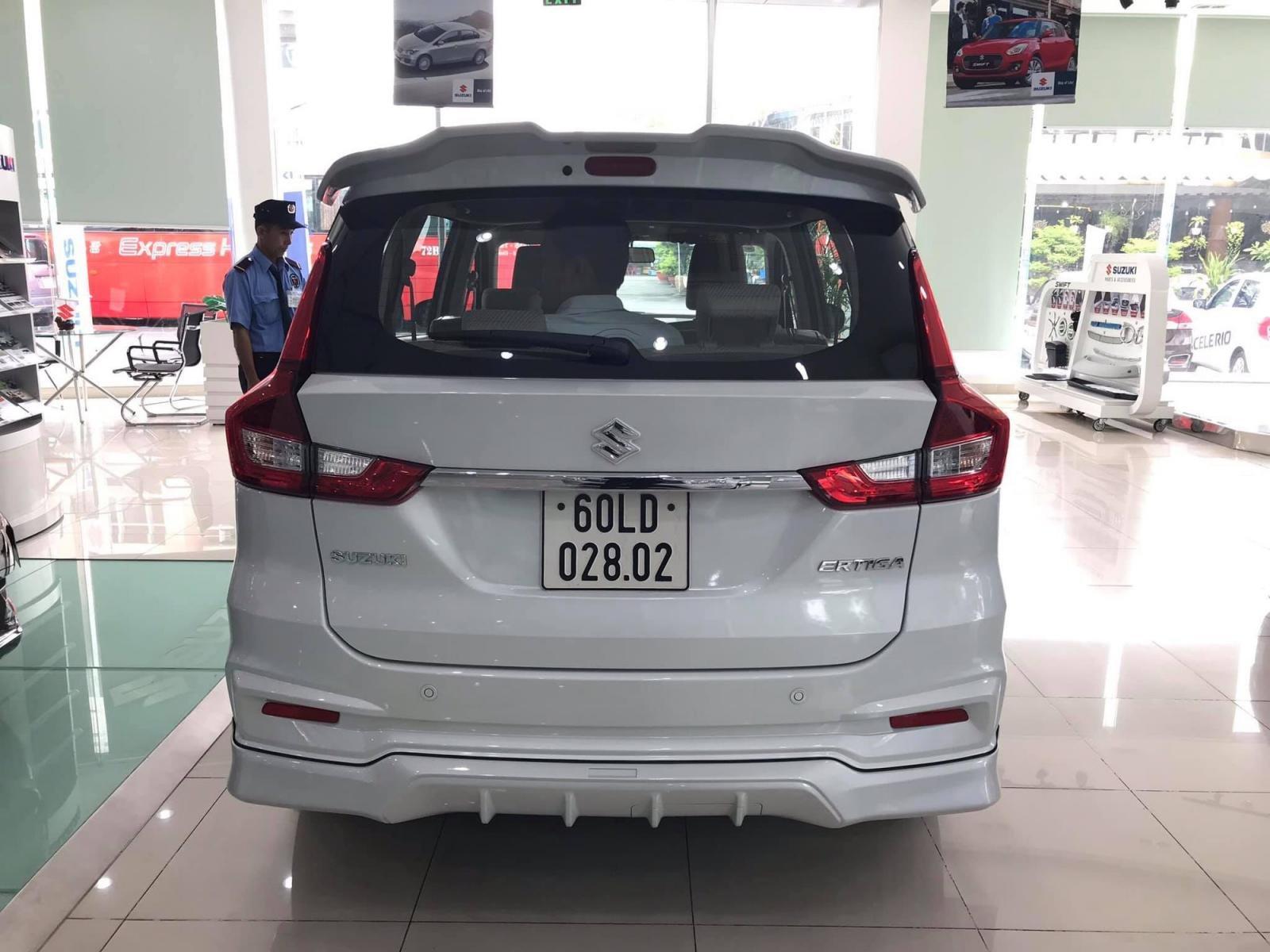 Suzuki Ertiga 2019 ra mắt tại Việt Nam trong sự kiện riêng a9