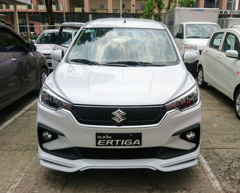 Suzuki Ertiga 2019 ra mắt tại Việt Nam trong sự kiện riêng a1