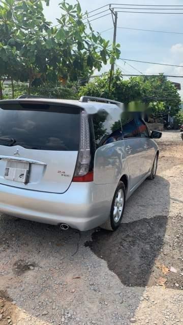 Bán ô tô Mitsubishi Grandis sản xuất năm 2005, màu bạc, nhập khẩu nguyên chiếc như mới giá cạnh tranh-1