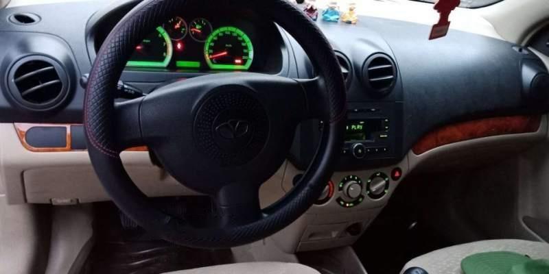 Bán xe Daewoo Gentra đời 2009, màu bạc, máy êm ru-1
