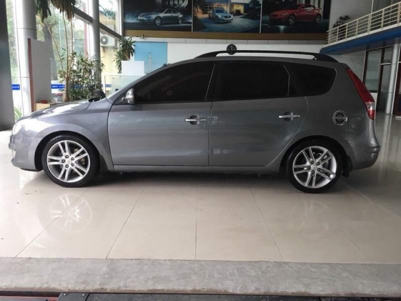 Cần bán gấp Hyundai i30 đời 2009, màu xám, nhập khẩu xe gia đình-0