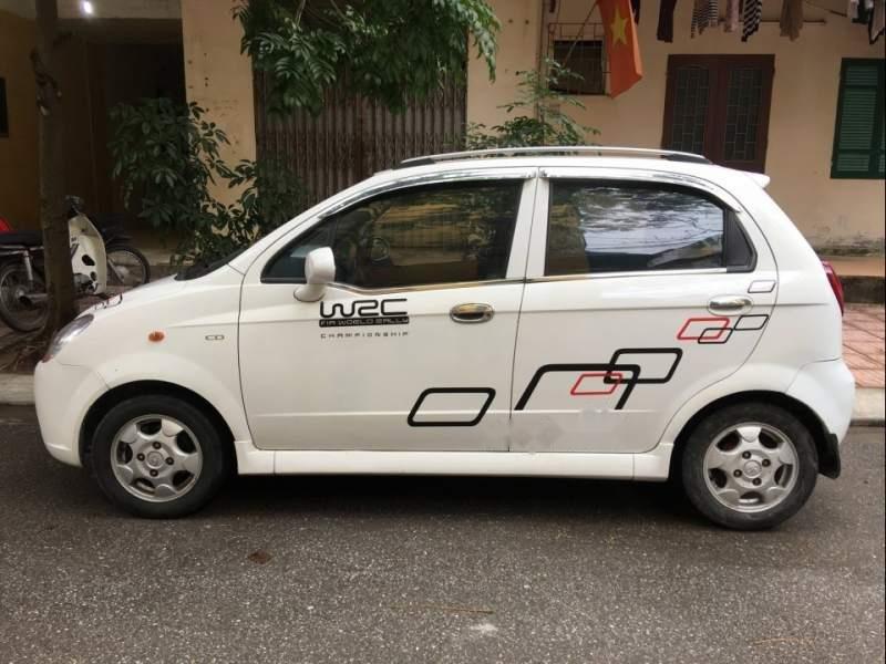 Bán Daewoo Matiz Zoy năm sản xuất 2007, màu trắng, nhập khẩu  -3
