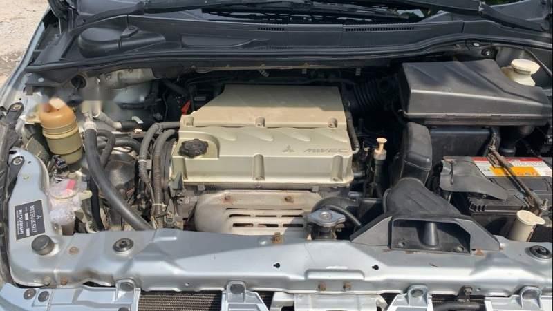 Bán ô tô Mitsubishi Grandis sản xuất năm 2005, màu bạc, nhập khẩu nguyên chiếc như mới giá cạnh tranh-4