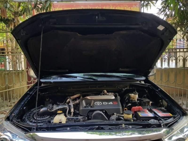 Bán xe Toyota Fortuner sản xuất 2010, đăng ký 2011, màu đen, 585tr-4