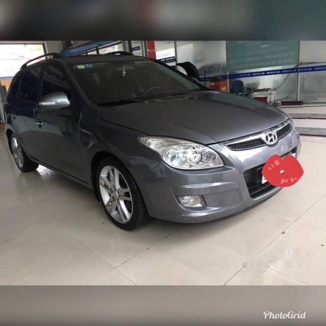 Cần bán gấp Hyundai i30 đời 2009, màu xám, nhập khẩu xe gia đình-2