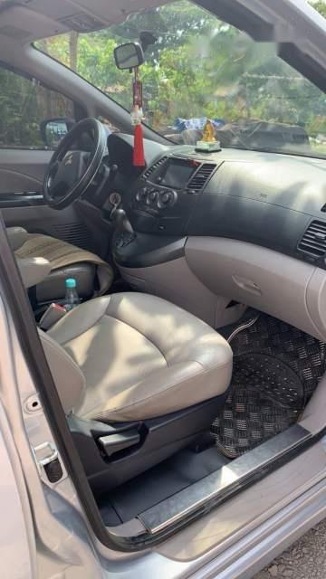 Bán ô tô Mitsubishi Grandis sản xuất năm 2005, màu bạc, nhập khẩu nguyên chiếc như mới giá cạnh tranh-2