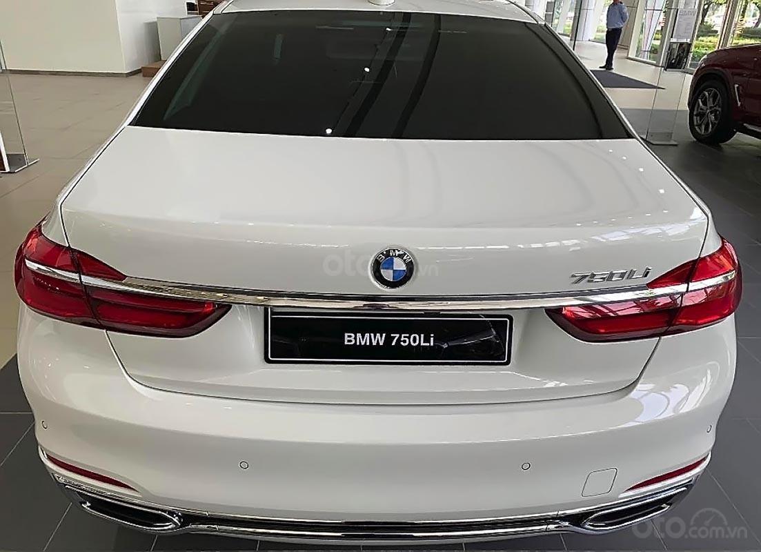 Bán BMW 750Li sản xuất năm 2019, màu trắng, nhập khẩu-2
