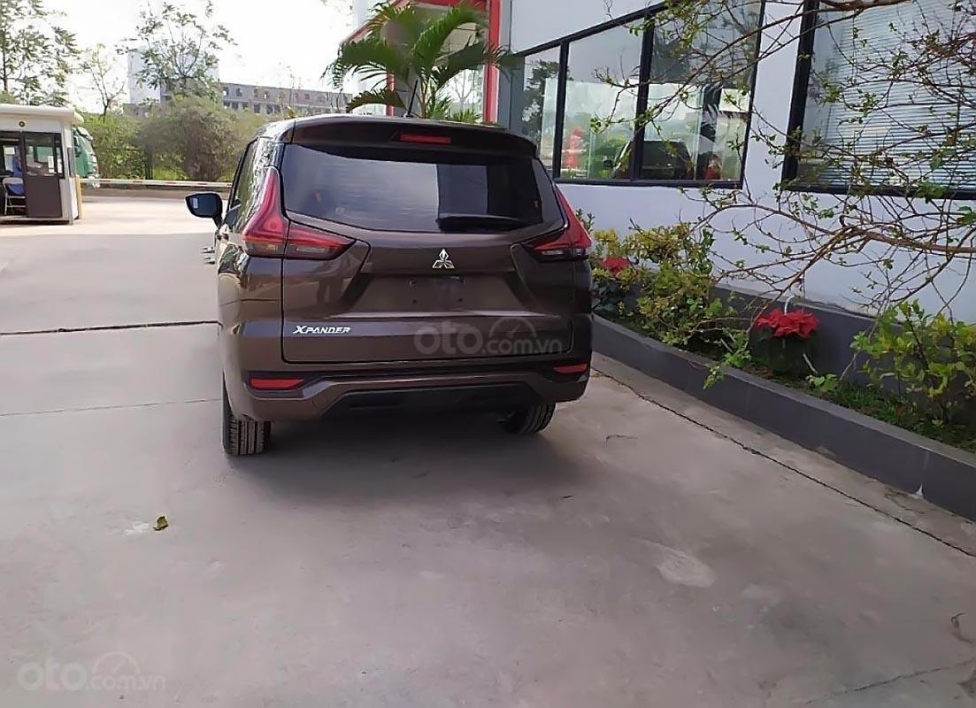 Bán Mitsubishi Xpander 1.5 MT 2019, màu nâu, xe nhập (3)