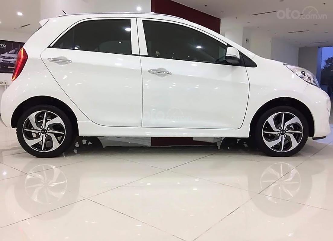 Bán Kia Morning S AT 2019, màu trắng, giá cạnh tranh-2