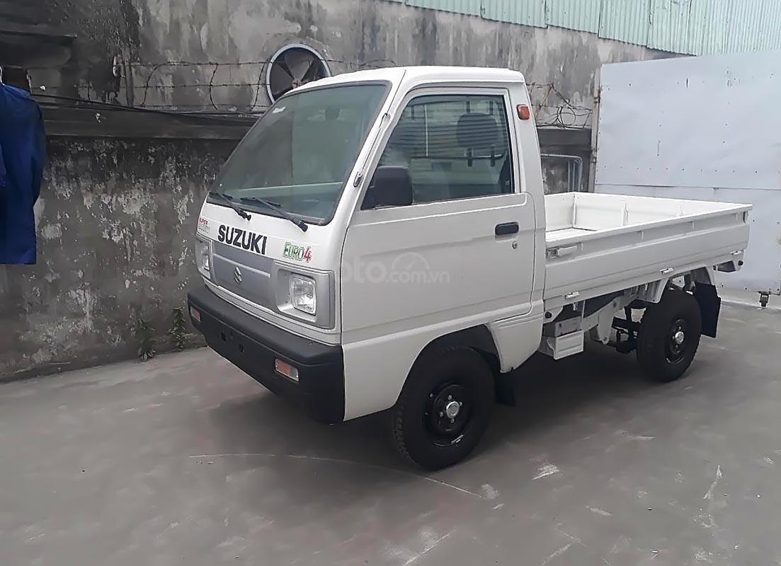 Bán Suzuki Cary TRuck - Xe có sẵn - Nhỏ gọn, tiện chạy ngõ hẻm-0