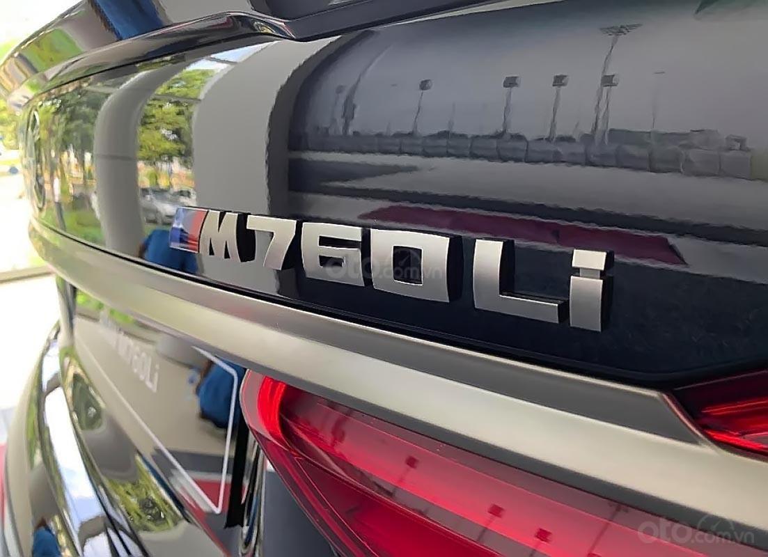 Bán BMW 7 Series M760Li năm sản xuất 2019, màu đen, nhập khẩu-1