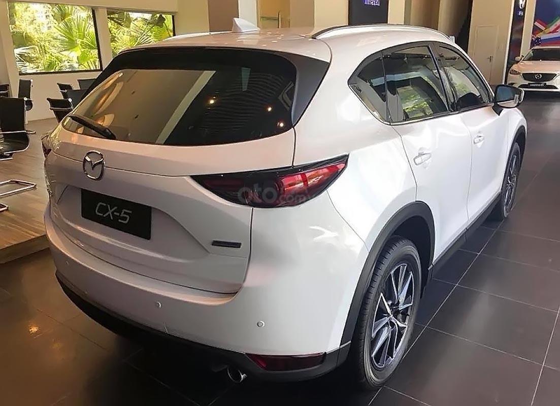 Bán Mazda CX 5 2.0 AT 2019, màu trắng, giá chỉ 849 triệu-1