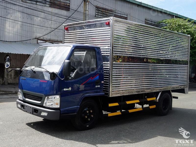 Bán Đô thành IZ49 năm 2019, màu xanh lam, 380tr-0