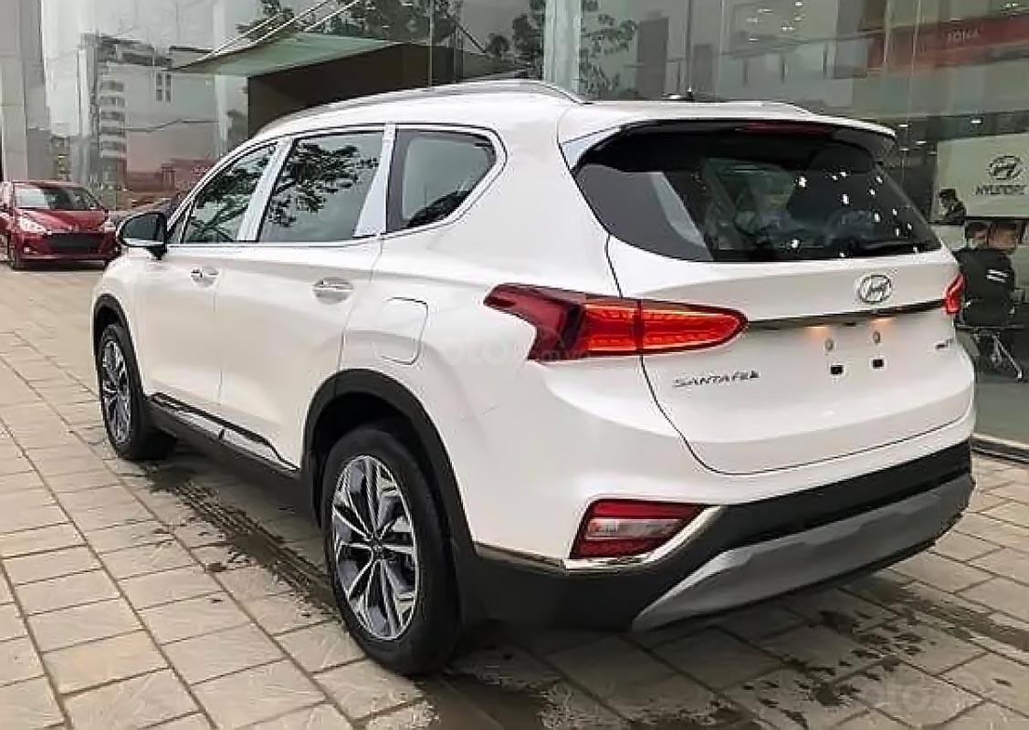 Bán Hyundai Santa Fe 2019 máy dầu-4