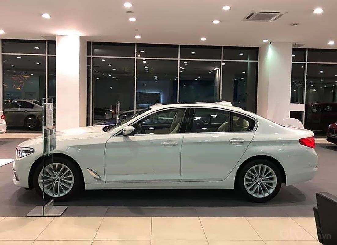 Bán xe BMW 5 Series 530i Luxury Line đời 2018, màu trắng, xe nhập-3