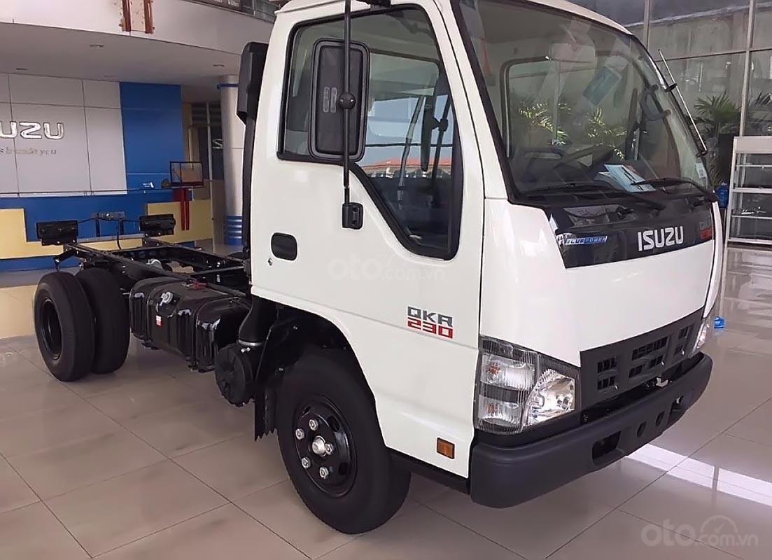 Bán ô tô Isuzu QKR 230 sản xuất năm 2019, màu trắng, mới 100%-4