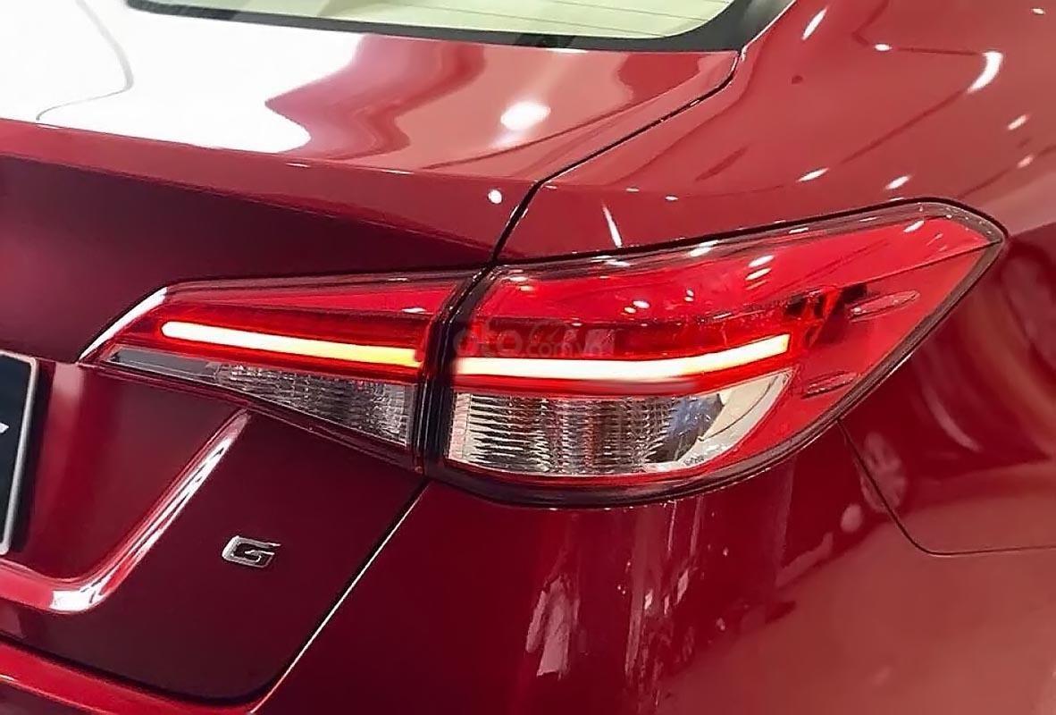 Bán Toyota Vios 1.5G sản xuất 2019, màu đỏ, mới 100%-2