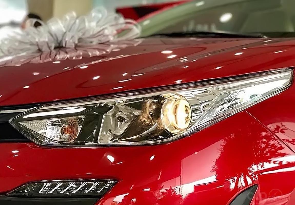 Bán Toyota Vios 1.5G sản xuất 2019, màu đỏ, mới 100%-4