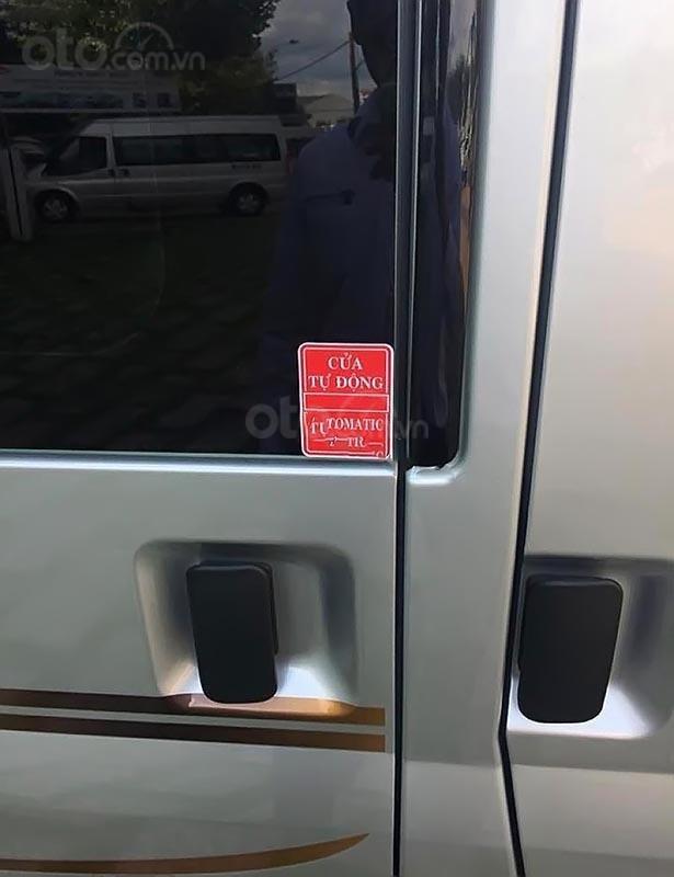 Cần bán xe Ford Transit SVP Limited sản xuất 2019, màu bạc, giá 849tr-1