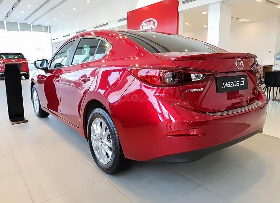 Cần bán xe Mazda 3 1.5 AT sản xuất 2019, màu đỏ, mới 100%-1