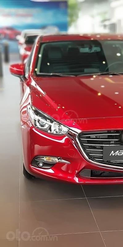 Bán Mazda 3 1.5 AT đời 2019, màu đỏ, mới 100%-0