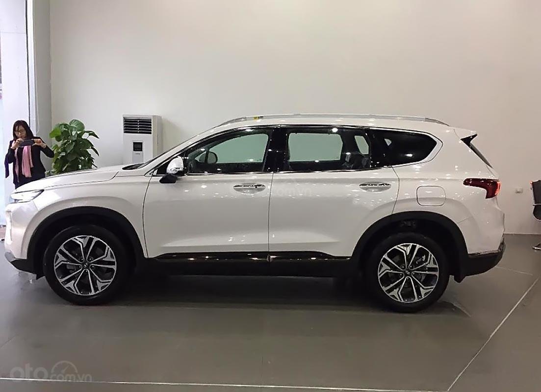 Hyundai Vinh bán Hyundai Santa thế mới máy dầu, số tự động, mẫu xe 2019-1