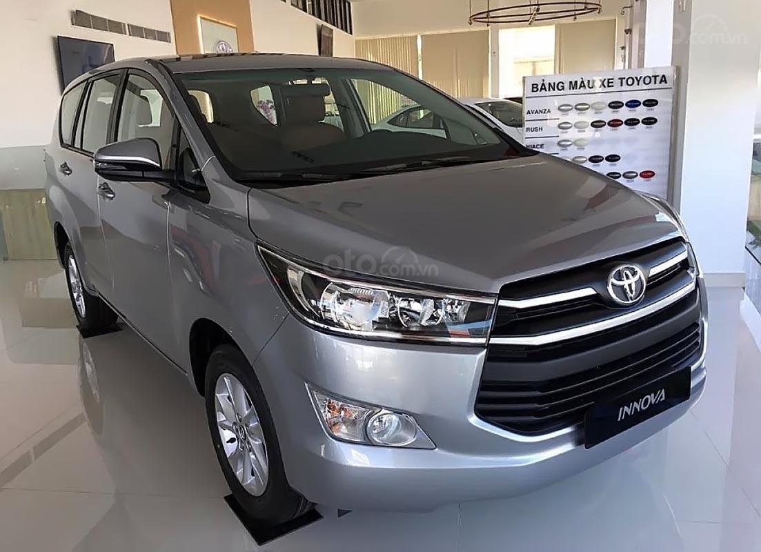Bán Toyota Innvoa 2.0E 2019 giao xe ngay, rẻ nhất Sài Gòn tại Toyota An Thành Fukushima-0