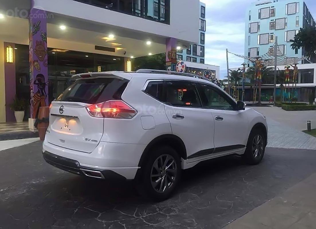 Bán ô tô Nissan X trail V-Series Luxury 2.0L đời 2019, màu trắng, mới 100%-1